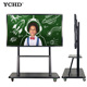 Yes Widescreen and Intel Processor Brand 65'' multi IR LED touch screen monitor