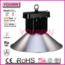 LED High Bay Area / Factory Light 220VAC New Practical / Cooling Design DOHA Series