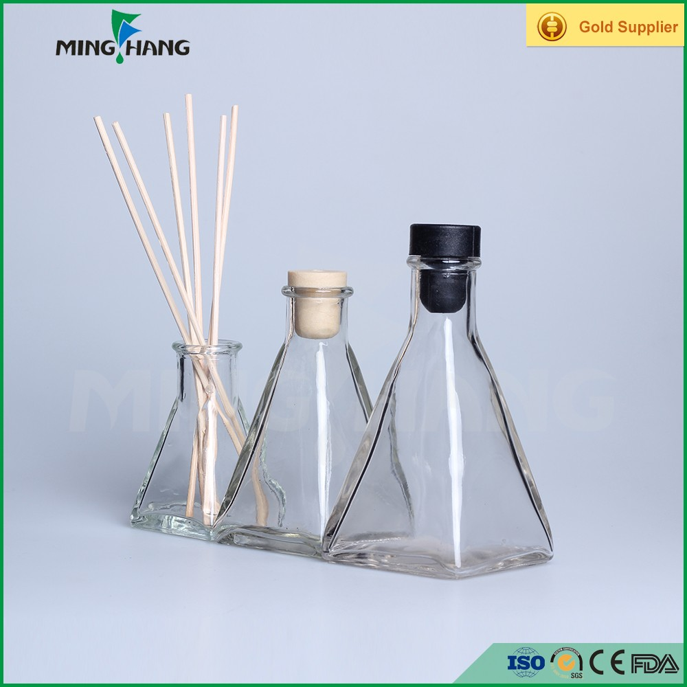 Wholesale sphere shape glass perfume reed diffuser bottle