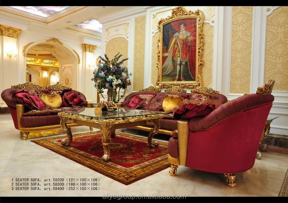 Royal Living Room Furniture Living Room With Royal Furniture D - Golden living room
