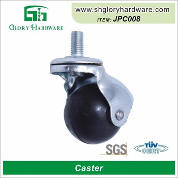 Ball Bearing 2016 High Quality 45Mm Furniture Casters Wheels
