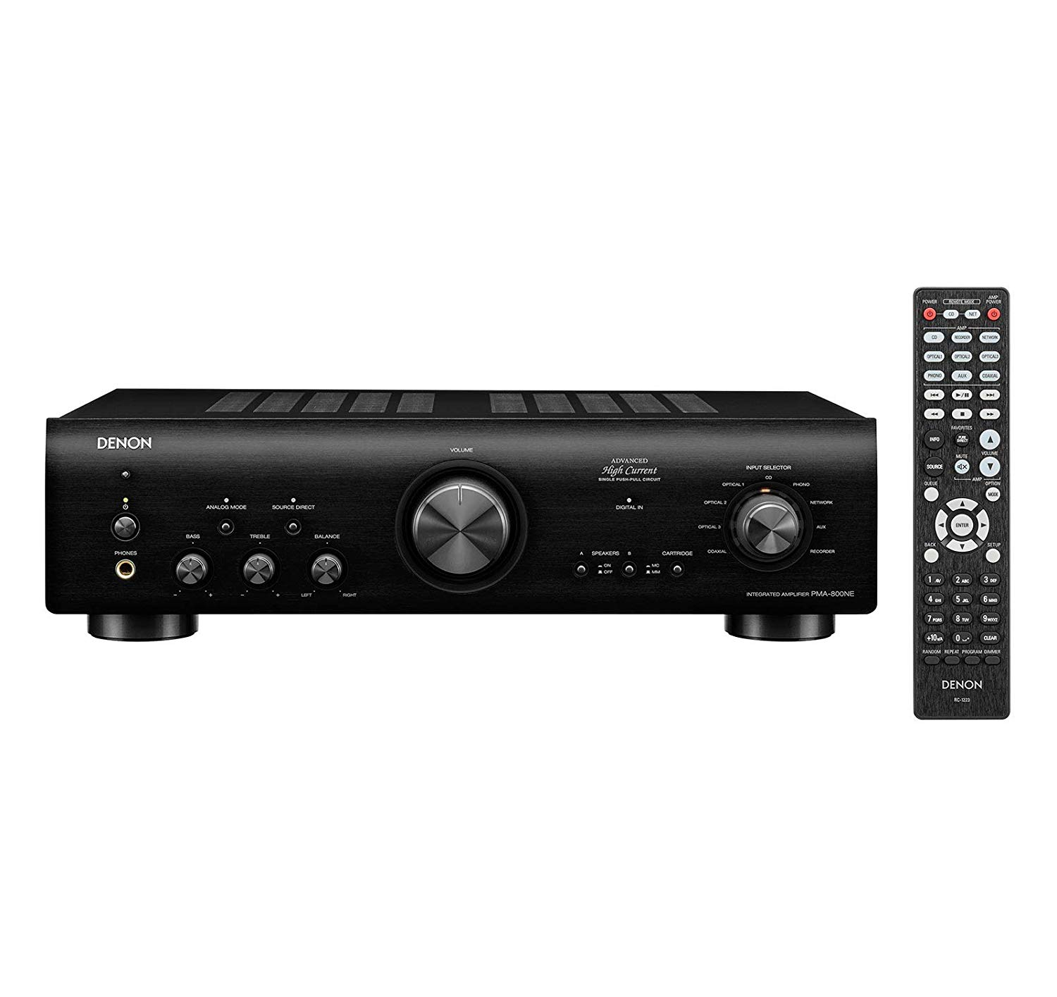 Cheap Denon Integrated Amplifier Find Listen Better T Use Ic Lm1875 Currentmode Circuit Get Quotations Analog Mode Audio Component Black Pma 800ne