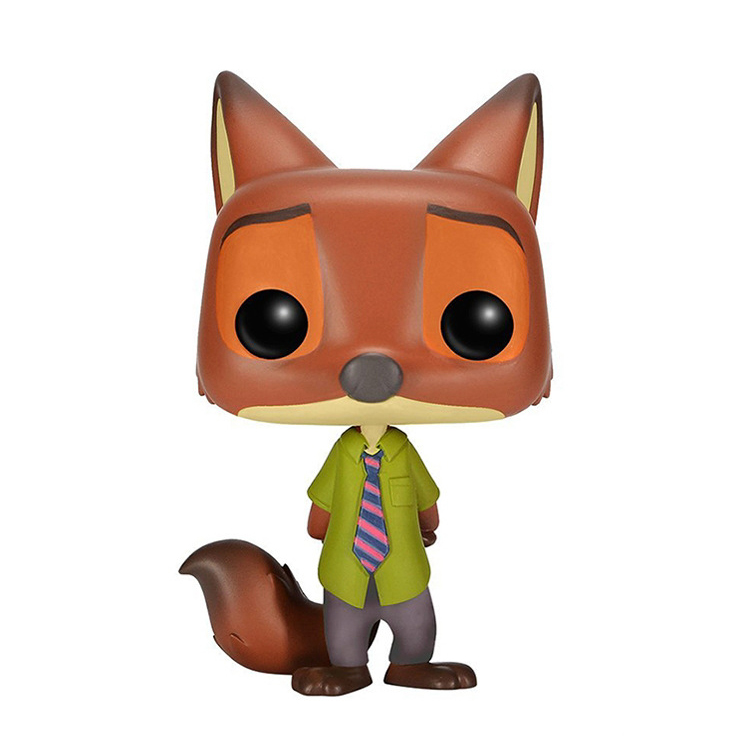 Funko Pop Figure Toy Action For Crazy Animal City