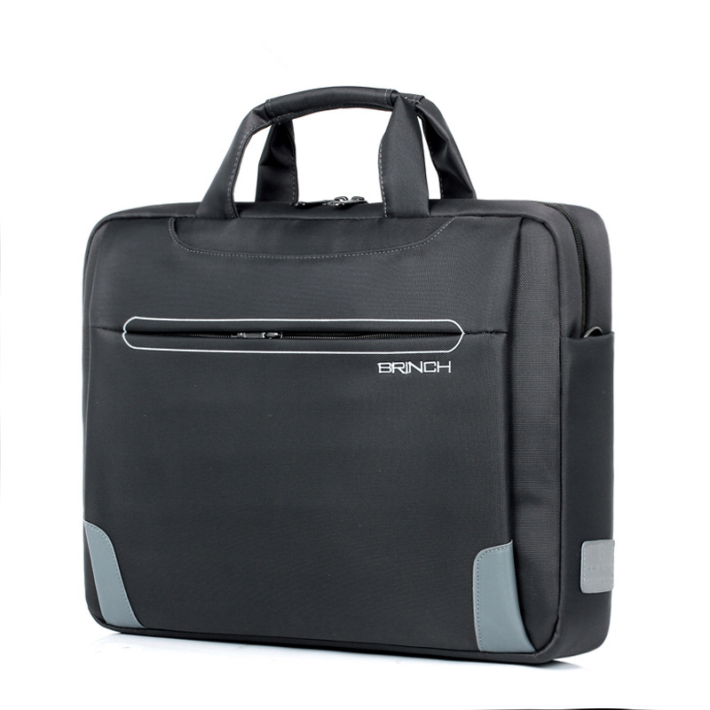 Notebook Bag 15.6 Multi-use Portable Laptop Briefcase Business Bolsa Para Notebook Unisex Single Shoulder Notebook Bag 15.6