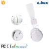 Headband style wireless stereo Bluetooth headphone microphone headfree earphone without wire
