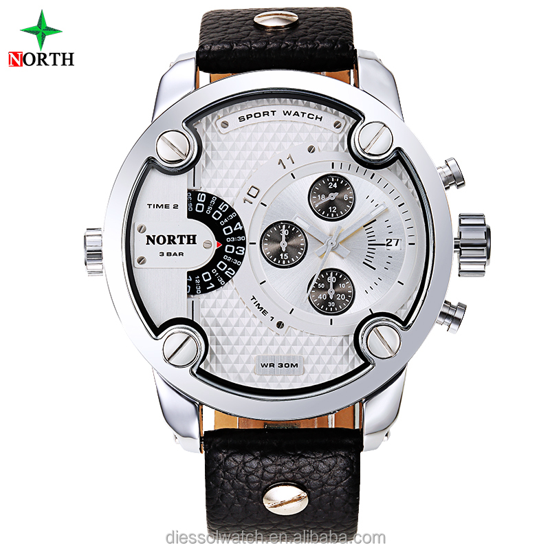 Stainless steel case luxry watch quartz wrist watch for <strong>men</strong>