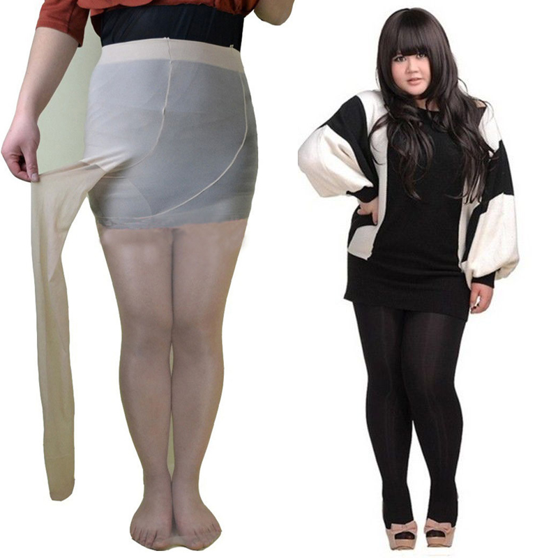 Compression Pantyhose Plus Sizes 23