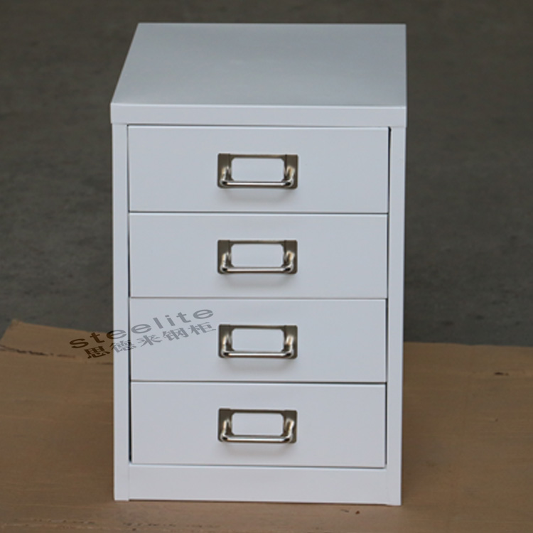 Office And Home Use Organizer 4 Drawer Base Cabinet Small Storage