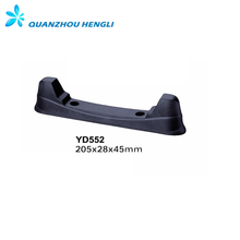Plastic Trolley Handle Scouring Bottom Pad
