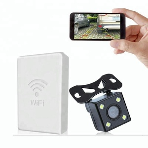 12 v Wireless hidden backup wifi transmitter backup camera for For Android I OS mobilephone