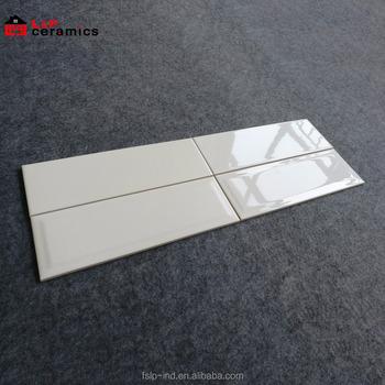 USA Stilvolle Weiße Grundbahn Fliesen 100x300 Backsplash Keramik Wand Für  Küche, ...