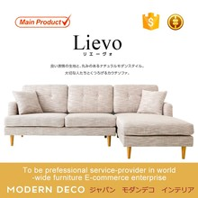 Modern Fabric Sofa Set L-Shaped Corner Sofa in Living Room Furniture Sofa Set/.