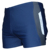 Nylon ans spandex fabric plus size oem style lovely soft swimming trunks