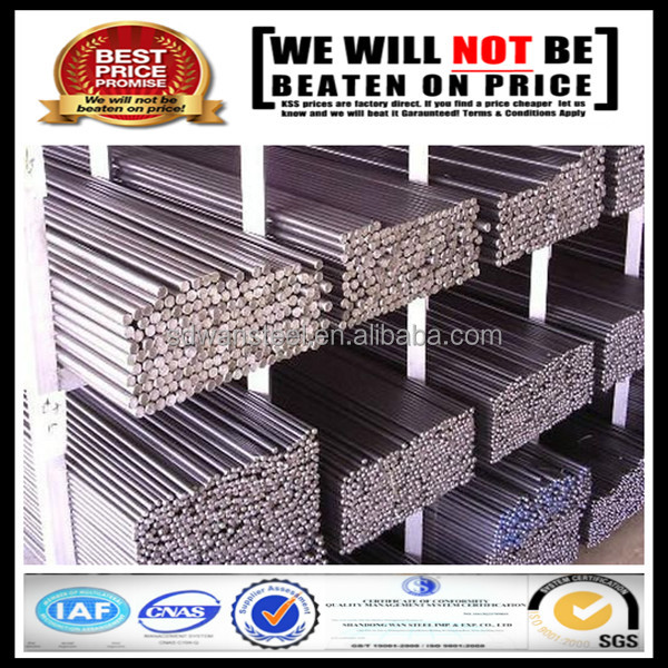 Mill surface 12L14 carbon steel free cutting bars