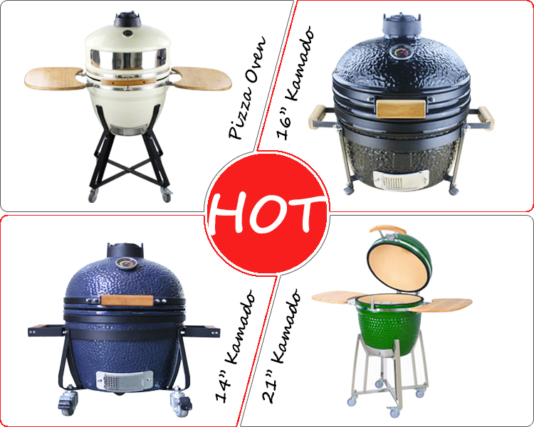 Auplex Factory Price Home And Garden Party Kamado Big Joe
