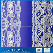 LEXX006 top sale nylon lace trim for garment accessories