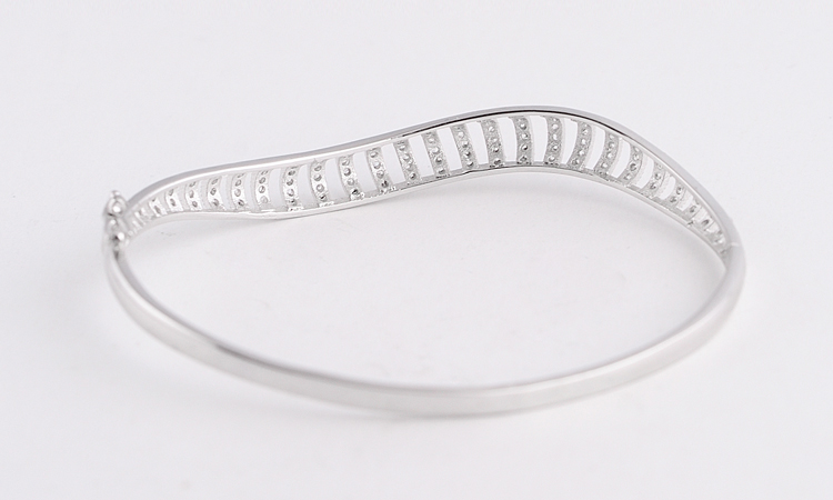 indonesia joyas de plata 925 sterling silver price per gram italy  professional jewelry screw bangle, View screw bangle, Weiheng Product  Details from