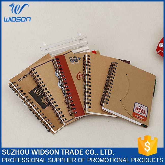 custom writing notebooks