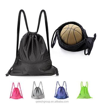 China Wholesale Cheap Customize Basketball Drawstring Backpack - Buy ... 5b36f2e0ab423