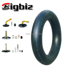 Manufacture butyl rubber motorcycle inner tube 275-17.