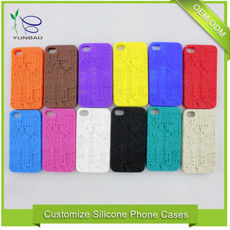 New china products for sale Modern style silicone mobile phone case