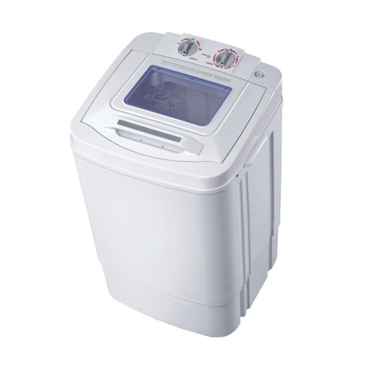 single tub semi automatic double pulsator washer/home washing machine/laundry machine with transparent top window