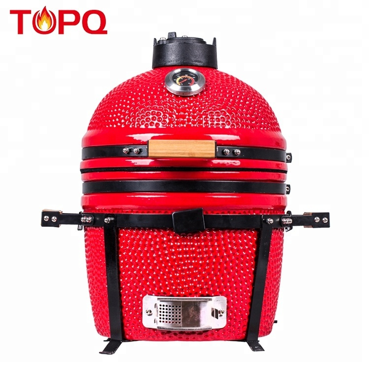 Japanse Huis Tuin Barbecue 15 inch MiniMax Oven bbq grill tafel kamado oven