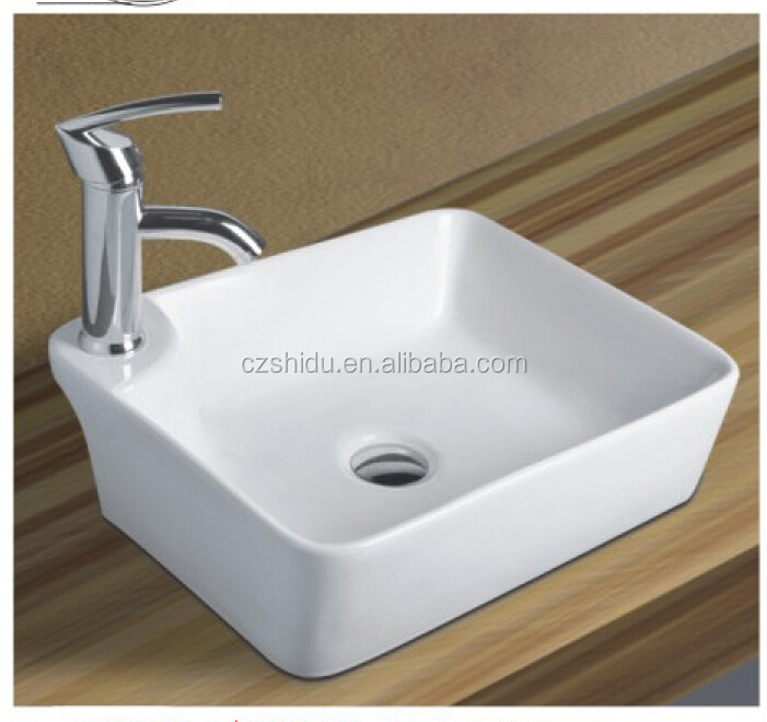 Hot selling ceramic art face basin and bathroom vanity face basin from manufacturer directly