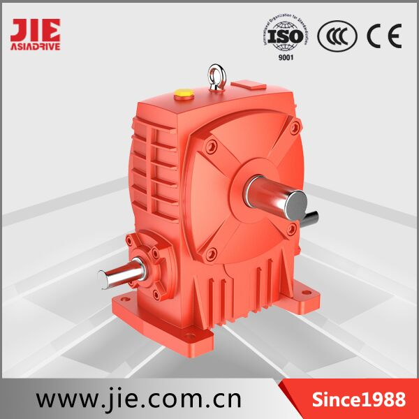 China manufacturer worm reduction gear with best quality and low price