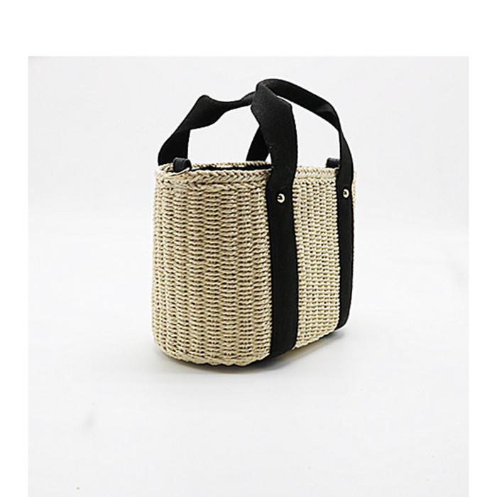 Environmental Protection Summer Beach Handbags Rattan Straw Handbag Shoulder Bag Fashion Tote