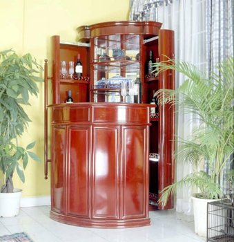 Corner Bar Cabinet & Corner Bar Cabinet - Buy Home Bar Cabinet Product on Alibaba.com