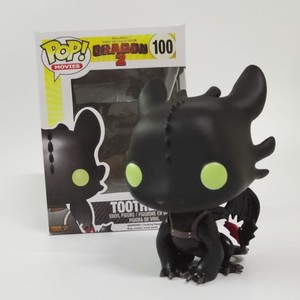 Funko POP How to Train Your Dragon 2 Toothless Action Figure ,Anime Toothless toys
