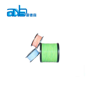 af250 teflon coated single wire teflon insulated silver plated copper wire low voltage heating cable