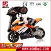 JXD 806 RC Motorcycle 1/16 Scale 4CH 2.4G Stunt Drift motor Boys Electric Toys