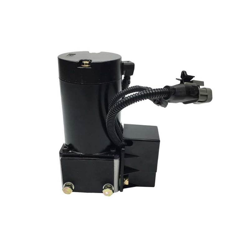 Conveyor engine precision components electric pump assembly for faw