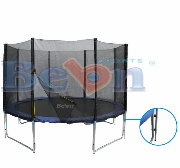 10ft trampoline adults jumping outdoor trampoline for kids