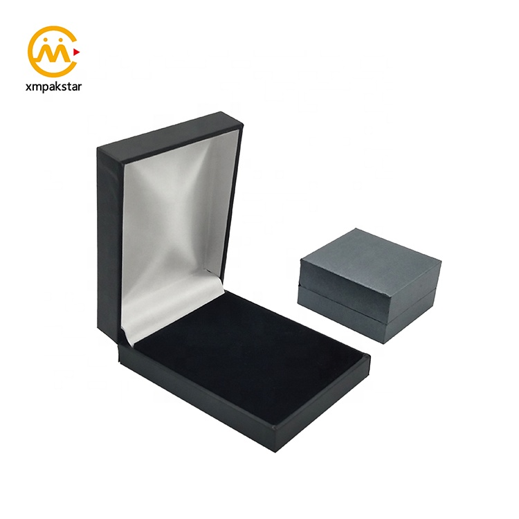 Wholesale custom size cardboard jewelry paper gift box for jewellery