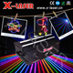 5W rgb full color animation laser light with SD+ 2D/3D change/ Disco DJ stage lights /ILDA laser projector