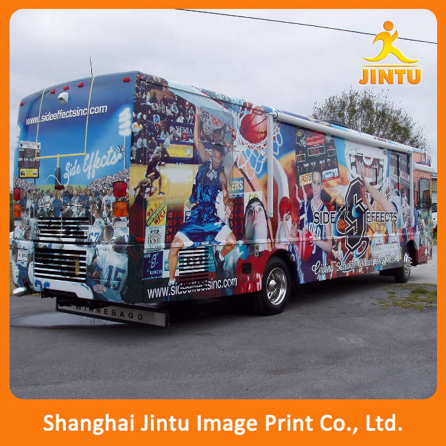 Auto Body Decoration Sticker,Full Body Advertising Vinyl