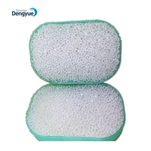 Hot sale 15ppi open cell reticulated polyurethane Cosmetic case water filter foam