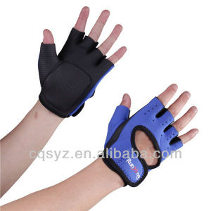 Neoprene Breathable Custom Bike Racing Gloves