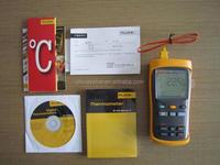 Thermometer digital Fluke 53-II B thermometer with infrared USB,Fluke 53-II B infrared thermometer with data logging