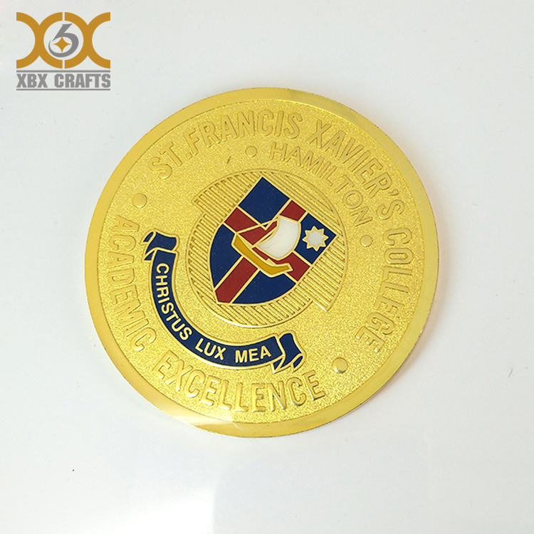 High Grade Good Quality Custom Metal Military Coin Token
