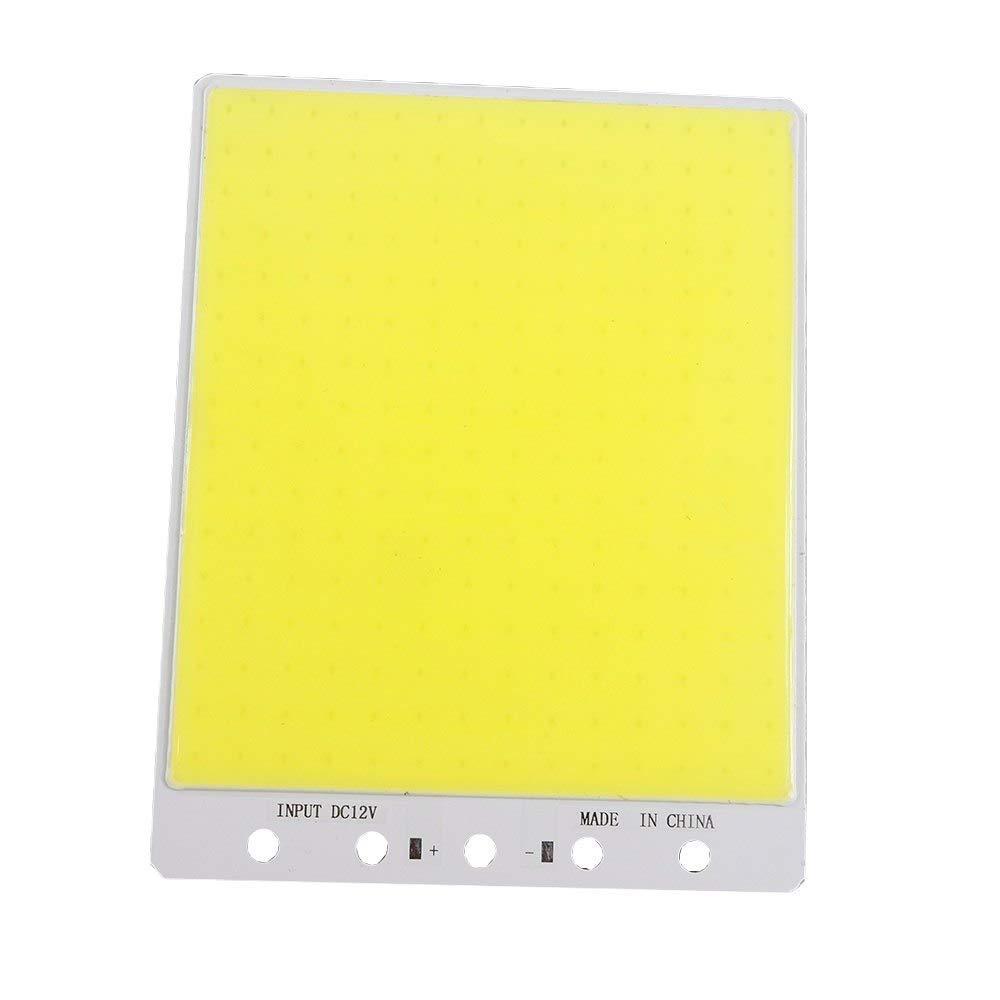 YalinGE DC12V LED COB chip 50W Lamp Light Pure White Strip Source Light Lamp Chip DIY for DIY car Outdoor Lighting LED Flood Light