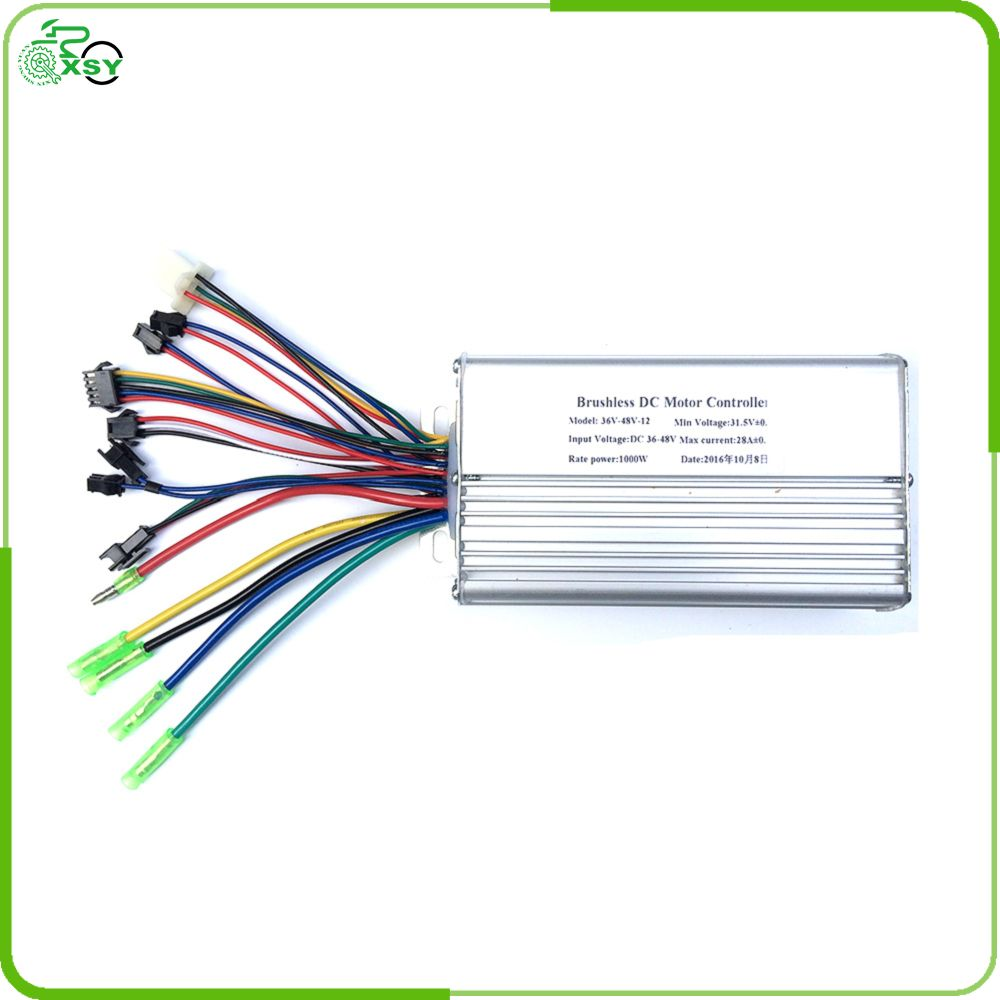 Professional Regenerative Ebike Controller 1000w With Good Service