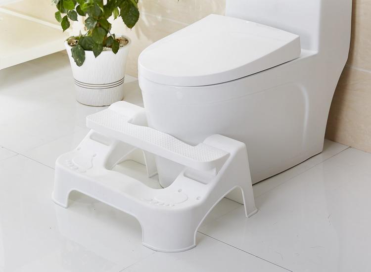 2018 nuovo regolabile in plastica vasino bagno wc squatty sgabello