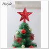 Christmas Tree Topstar Red Christma Star Tree Topper For Table Christmas Ornament Lovely Shiny Xmas Decorative Tree Top SSD166
