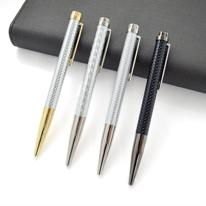 Fashionable cheap MUJI clear soft grip retractable ball-point pen gift pen