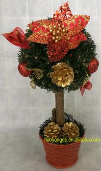 Christmas Topiary Balls.Small Handmade Christmas Pvc Topiary Ball Tree With Poinsettia Xmas Trees Buy Tabletop Christmas Ornament Tree Build Pvc Christmas Tree Artificial