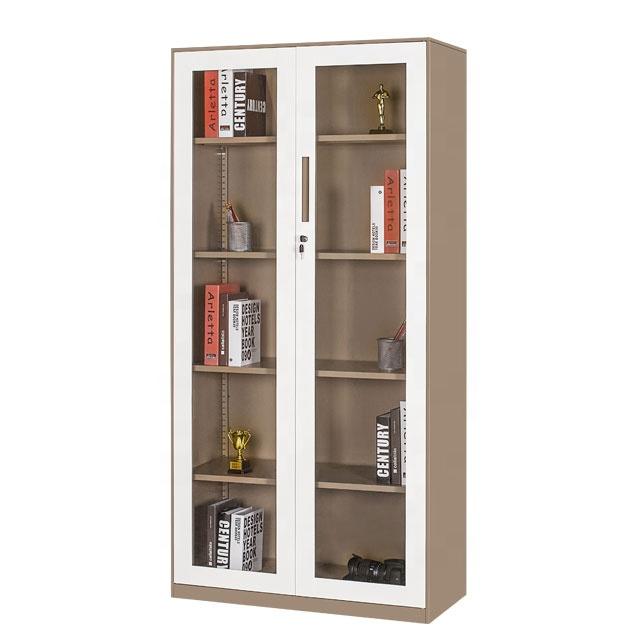 Libreria Metallo E Vetro.Metallo Moderno E Libreria Di Vetro All Ingrosso Acquista Online I